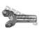 AAM 40021420 Transfer Case Nickel Plated Slip yoke 32 spline 1350 Series for NP 205, 208, 241, 243, 246, 261, 263