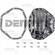 Dana Spicer 10023537 Nodular Iron Diff Cover for Dana 80 rear