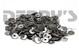 Neapco DLW-1 Driveshaft Balance Weight box of 300 pieces 0.14 oz. 0.875 diameter 0.062 thick - Steel