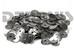 Neapco DLW-3 Driveshaft Balance Weight box of 200 pieces 0.28 oz. 1.188 diameter 0.062 thick - Steel