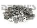 Neapco DLW-2 Driveshaft Balance Weight box of 250 pieces 0.17 oz. 0.969 diameter 0.062 thick - Steel