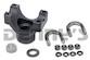 9585859 Chromoly Pinion yoke 1350 series fits Chevy Camaro 8.5 inch 10 Bolt rear with 30 spline pinion