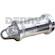 Dana Spicer 5007951 Aluminum spline and slip set 1350 series 3.00 x 24 splines fits 4.50 inch OD Aluminum tube