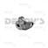 Dana Spicer 2-4-583 PTO end yoke 0.875 round shaft with 0.250 key 1310 series