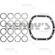 Dana Spicer 706087X SHIM KIT for diff carrier bearings fits Dana 30
