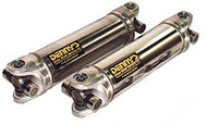 Denny's AL3.5-8496HS Rear Axle Aluminum Half Shaft 3.5 inch OD Tube for 1984-1996 Corvette C4
