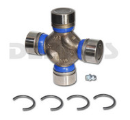 Dana Spicer 5-1309X Greaseable Universal Joint 7290 series Dodge, Plymouth, Chrysler, Mopar INSIDE CLIPS