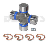 Dana Spicer 5-153X Universal Joint $9.25 Greaseable 1310 series u-joint 3.219 x 1.062 outside snap rings