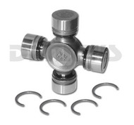 Dana Spicer 5-811X Universal Joint NON Greaseable 7290 series DODGE, Plymouth, Chrysler, Mopar INSIDE CLIPS
