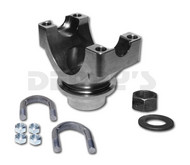 9587421 CHROMOLY PINION YOKE 1350 series with hardware fits 1963 to 1979 Chevy Corvette cast iron rear ends