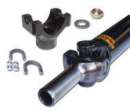 1350 SERIES 3 inch Nitrous Ready Driveshaft PRO PACKAGE