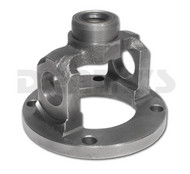 NEAPCO N3R-83-482 Double Cardan CV Flange Yoke 3R series INSIDE C CLIP STYLE fits DODGE 1974-1994 with 4.25 inch bolt circle and 3.125 inch pilot on transfer case flange