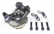 9338800 Pinion Yoke 1330 Series fits Chevy 12 Bolt Car and Truck Rear ends Strap and Bolt Style