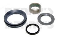 Dana Spicer 706527X Spindle Bearing and Seal Set fits 1985 to 1993-1/2 DODGE D500, D600, D800 with DANA 44 Disconnect front axle