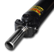 Denny's STR-3530 Street Rod Driveshaft 3.5 inch DOM STEEL complete with Dana Spicer U-joints and 1330 slip yoke