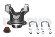 9000472 Pinion Yoke KIT 1330 Series 28 splines 4 inches tall fits Ford 9 inch rear end 3.625 x 1.125 u-joint Ford BIG Cap