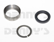 Dana Spicer D2N Dust Cap and Rubber seal for 1.375 inch 32 spline slip yoke with 1.810 inch OD thread diameter RUBBER SEAL for Spicer 2-3-7171KX or Neapco N2-3-10431X slip yoke