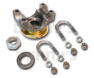 9400022 Pinion Yoke KIT 3R series fits 1966 to 1971 Oldsmobile F-85, Cutlass, 4-4-2  with 8.2 inch BOP rear end with 27 spline pinion