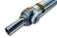 Denny's AL3.5-1350 Aluminum Driveshaft with Sonnax Chromoly slip yoke 1350 Series 3.5 inch tube OD custom built up to 57 inch CL