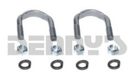 GM 3R Series U-Bolt Set fits Oldsmobile...Hard to Find Item