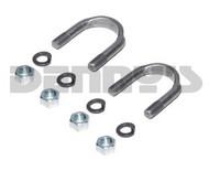 Dana Spicer 2-94-28X U-BOLT SET 1310-1330 Series for 1.062 bearing cap diameter