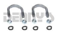 For use on DODGE 7290 series Chrome Moly pinion yoke