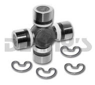Dana Spicer 5-1310X Universal Joint 1310 Series NON Greaseable 3.219 x 1.062 outside snap rings