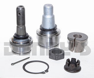 Dana Spicer 707469X BALL JOINT SET for 1994 to 1999 DODGE RAM 2500 and RAM 3500 with DANA 60 Front