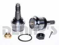 Dana Spicer 708047 BALL JOINT SET for 2000 to 2002 DODGE RAM 2500 and RAM 3500 with DANA 60 Front