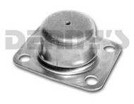 Dana Spicer 620132 UPPER King Pin Cap fits 1975 to 1993 DODGE W200, W250, W300, W350, D600, D700 with DANA 60 Front axle