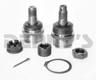 Dana Spicer 706116X BALL JOINT SET fits 1985 to 1993-1/2 DODGE D500, D600, D800 with DANA 44 Disconnect front axle