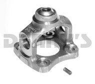 Dana Spicer 211229X Double Cardan CV Flange Yoke 1310 Series fits 1984 to 1992 Lincoln MK7 Mark 7
