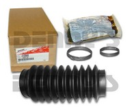DANA SPICER 212094X Dust Boot for 2 piece driveshaft with center support bearing 7.5 INCHES LONG