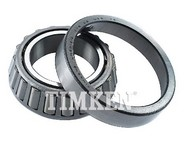 TIMKEN Bearings SET 45 - Front OUTER WHEEL BEARING Fits 1977 TO 1987 3/4 TON K-20, K-25 with 8.5 inch 10 Bolt FRONT AXLE