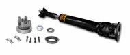 DODGE RAM 1350 CV FRONT DRIVESHAFT fits 2003 and newer RAM 2500 RAM 3500 UPGRADED with 1350 Pinion Yoke for AAM 9.25 Front  UPGRADE Package