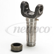 NEAPCO N3-3-1502KX Slip Yoke 1350 series 1.375 X 16 spline 7.312 inches