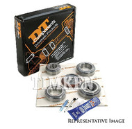 TIMKEN DRK321 Differential BEARING and SEAL Rebuild Kit 1977 to 1987 Chevy and GMC 4x4 trucks with 8.5 inch 10 bolt FRONT AXLE