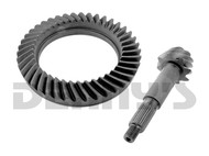 D44-513F DANA SVL 2020452 - FORD DANA 44 HIGH PINION REVERSE ROTATION FRONT 5.13 Ratio Ring and Pinion Gear Set - FREE SHIPPING