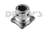 DANA SPICER 1-1-153 Companion Flange 1000/1110 series Fits 1.125 inch Round Shaft with .250 KEY
