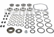 DANA SPICER 2017100 Differential Bearing Master Kit Fits 2003, 2004, 2005, 2006 Jeep Wrangler TJ and 2004, 2005, 2006 Jeep Wrangler Unlimited TJL with Dana 44 REAR
