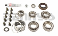 DANA SPICER 2017110 - Differential Bearing Master Kit Fits 2008, 2009, 2010, 2011 Jeep Wrangler JK & Wrangler Unlimited JK Rubicon with SUPER 44 REAR Axle with Elec Lock