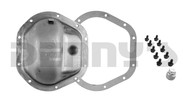 Dana Spicer 707014X Steel Differential COVER and GASKET 1985 to 1993-1/2 DODGE W150, W200, W250 with DANA 44 Disconnect front axle