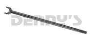 Dana Spicer 10008246 CHROMOLY LEFT INNER Axle Shaft fits 1988 to 1991 Chevy GMC K10, K15, K20, K25, K30, K35 with 8.5 inch 10 Bolt front axle 30 SPLINES