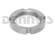 Dana Spicer 31139 OUTER SPINDLE NUT fits 1985 to 1993-1/2 DODGE W150, W200, W250 with DANA 44 Disconnect front axle