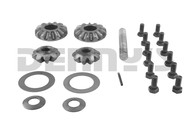 Dana Spicer 708236 Dana 60 Open DIFF SPIDER GEAR KIT 1.50 - 35 spline fits 2004 and newer FORD HIGH PINION Dana 60 FRONT differential case 706041X, 2005501 NEW STYLE FORMED GEARS