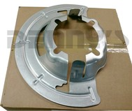 Dana Spicer 47758 DUST SHIELD for BRAKE ROTOR fits 1999 to 2002 FORD F250, F350 with Dana 50 solid front axle