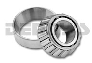 Dana Spicer 706031X INNER Pinion Bearing KIT includes 31594 and 31520 fits Dana 44 REAR 1997 to 2006 Jeep TJ Wrangler