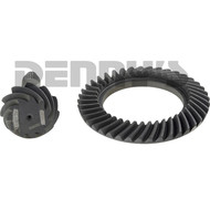 Dana SVL 2023890 GM Chevy 12 Bolt Gears fit CAR 8.875 inch 3.73 Ratio THIN Ring and Pinion Gear Set fits 4 series 4.10 and up carrier - FREE SHIPPING