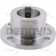 DANA SPICER 3-1-1013-12 Companion Flange 1350/1410 Series Fits 1.875 inch Round Shaft with .500 KEY