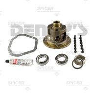 Dana Spicer 708218 TRAC LOK DANA 44 Positraction LOADED Carrier Kit fits 2003 to 2006 Jeep TJ with 3.73 and DOWN ratio gears with 30 spline axles drilled for 7/16 ring gear bolts - FREE SHIPPING